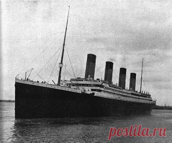 Сироты «Титаника»: история выживших братьев, которых похитил собственный отец   Мел