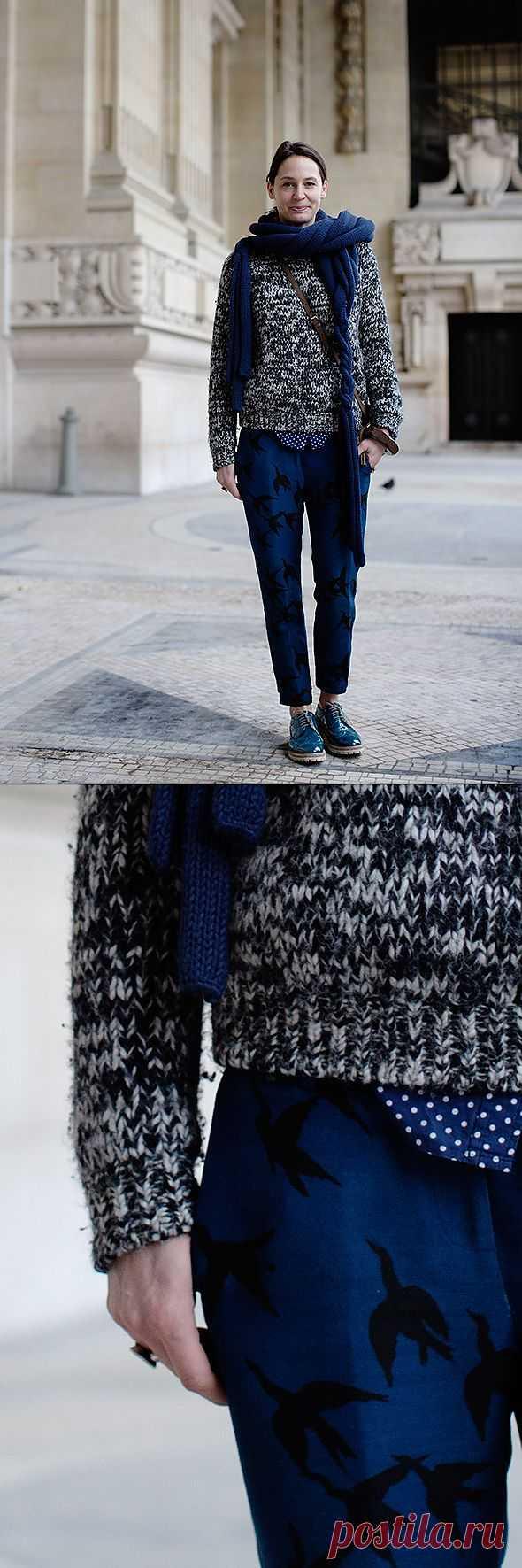 Гуси-лебеди / Рисунки и надписи / Модный сайт о стильной переделке одежды и интерьера
