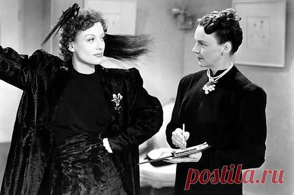Великолепная семерка черно-белых фильмов о моде 1930-х годов / История моды / Модный сайт о стильной переделке одежды и интерьера