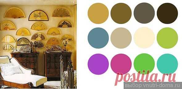 Таблицы сочетания желтых цветов в интерьере: советы, подходящие цветовые палитры - Аксессуары для дома - Внутри дома
