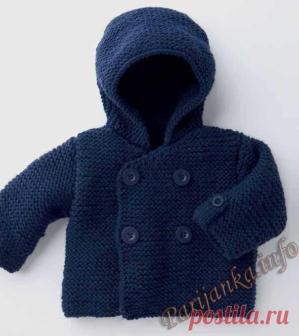 Курточка (д) 20*92 Phildar №3855