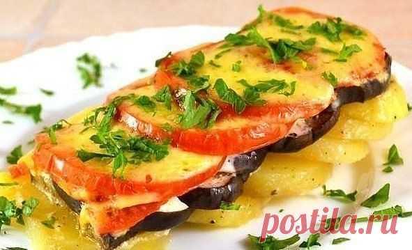 (+1) тема - Нежное и ароматное овощное блюдо | Любимые рецепты