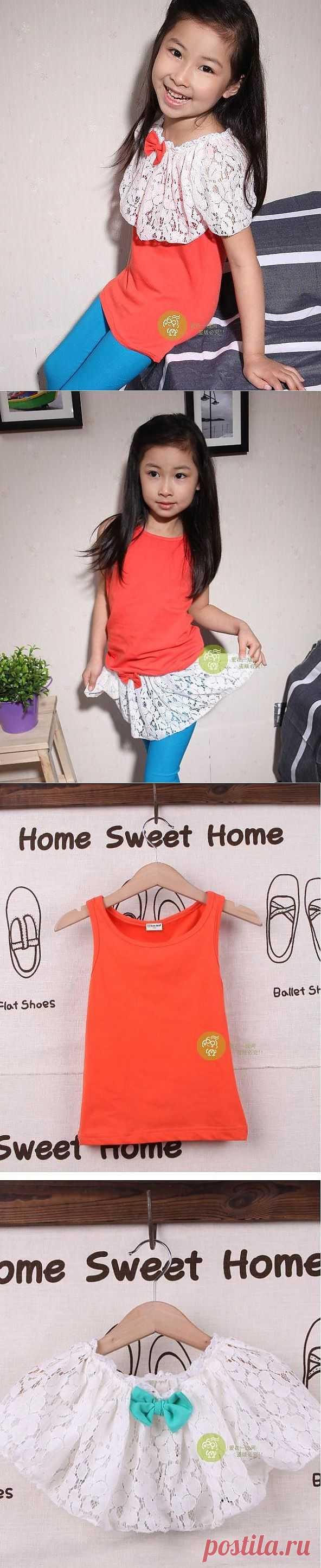 Интересная деталька / Для детей / Модный сайт о стильной переделке одежды и интерьера