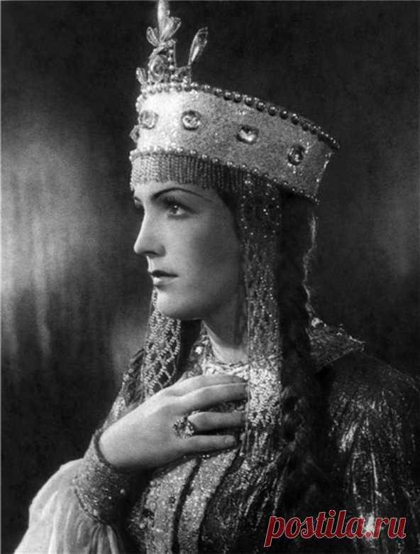 Галина Григорьева, 28 июня, 1917  • 16 апреля 1969