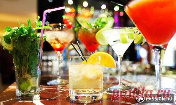 5 культовых коктейлей с Martini