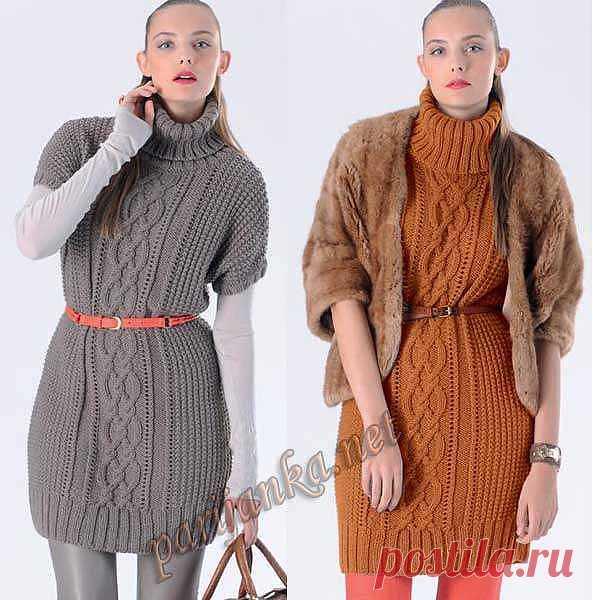 Платье-пуловер (ж) 17*62 PHIL №2279