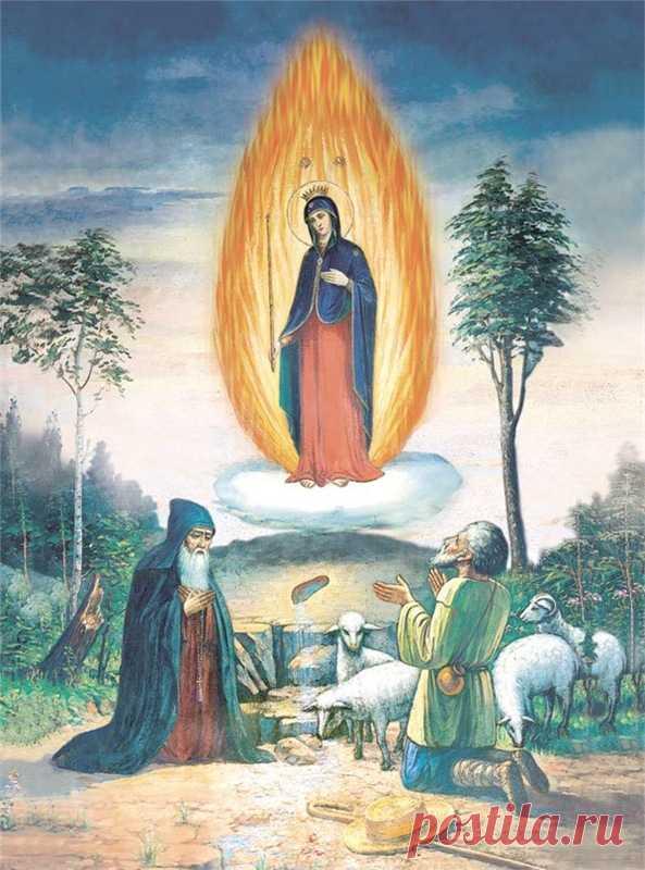5 августа Празднование в честь Почаевской иконы Божией Матери (1675)