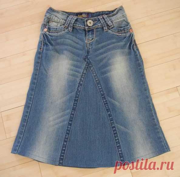 2be3c37eaac1 Что сделать из старых джинсов: 19 отличных идей — Мастер-классы на  BurdaStyle.