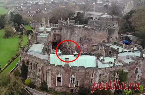 Автор видео утверждает, что впервые привидение записано в HD