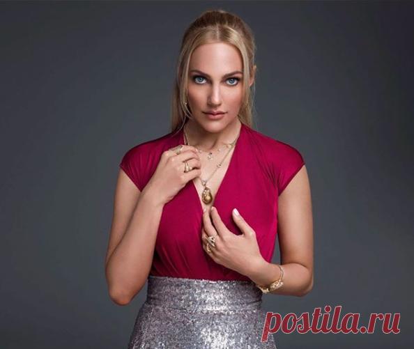 Мерьем Узерли 35: интересные факты из жизни турецко-немецкой актрисы