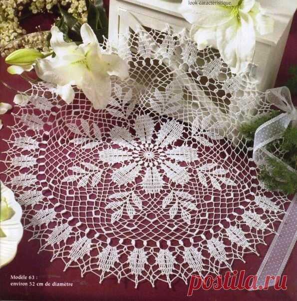 Невесомая салфетка