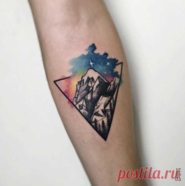Эта татуировка прекрасна!