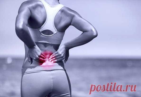 «¡La falta más grande de aquellos, a quien duele la espalda …» el cirujano Experto ha dado la super-receta! - Lifter