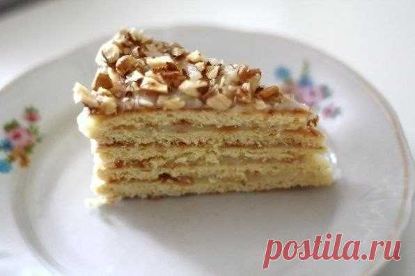 Без заморочек и проблем: Торт на сковороде за полчаса