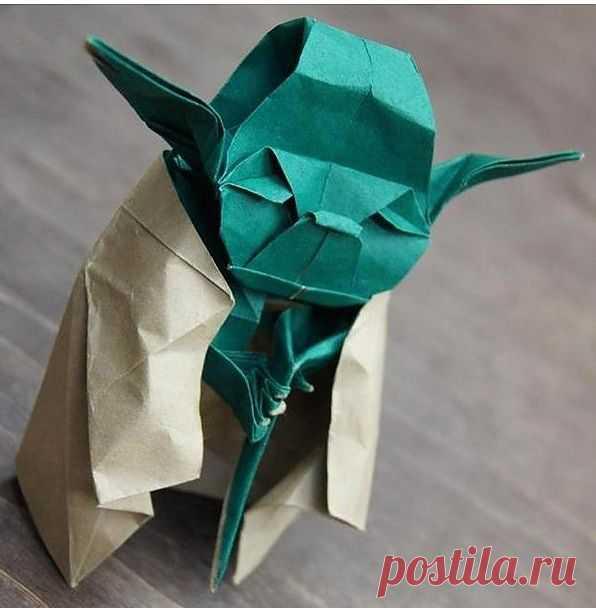 Крутое оригами / Креатив / Модный сайт о стильной переделке одежды и интерьера
