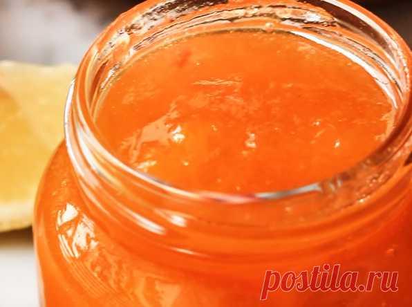 Варенье «пятиминутка» из абрикосов Очень просто, ароматно и быстро, но хранить нужно в холодильнике.