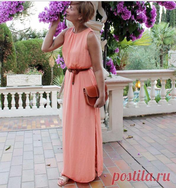 a83c63a82c5eb77 15 стильных летних платьев для женщин 50+: популярные фасоны 2018 Мода  этого года приберегла