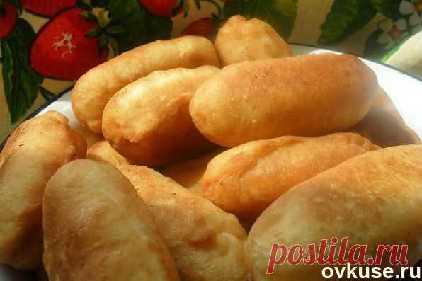 быстрое тесто на пирожки - Простые рецепты Овкусе.ру