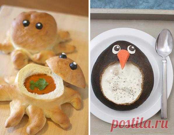 Забавные осьминожки идея и рецепт в фотографиях!