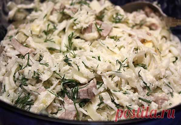 Салат «Ташкент» кулинарный рецепт с фото от Paragrams