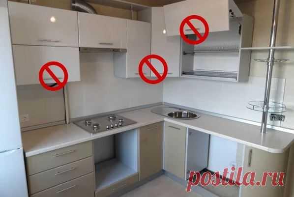 Топ-5 ошибок при ремонте кухни Кухня — самая нагруженная функциями комната в квартире и в ней проще всего допустить ошибки, которые будут напоминать о себе и раздражать вас долгие годы. Разберём ТОП-5 железных объективных ошибок и альтернативные верные варианты. Стык плитки и ламината близко к шкафам. Вопреки расхожему мнению,