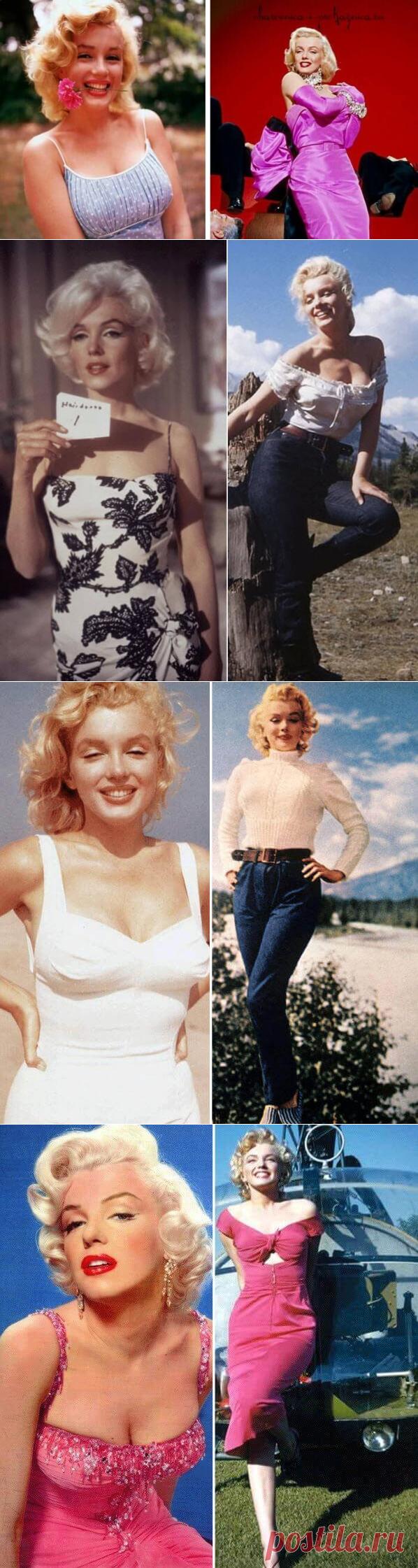 Красота: секреты Мэрлин Монро, которые должна знать каждая женщина | Чаровница и проказница