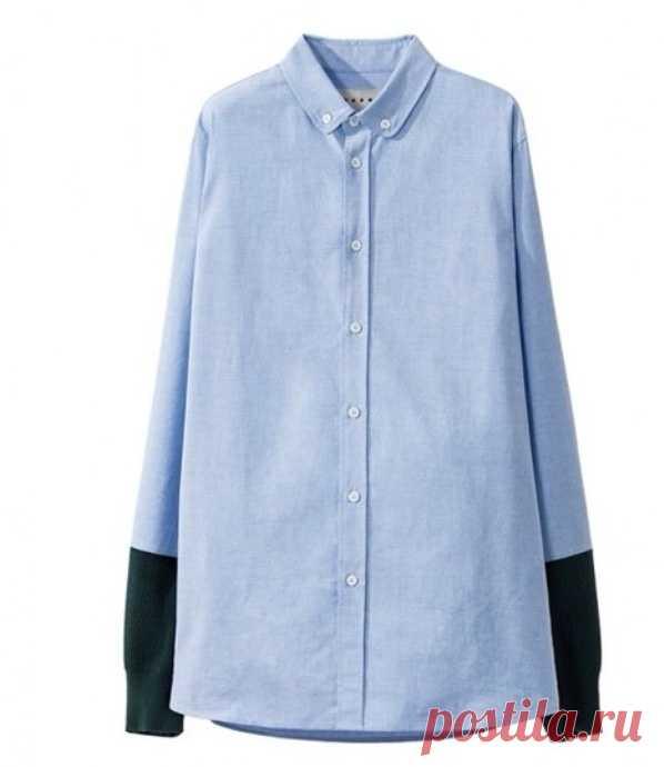 Как удлинить рукава блузки / Изменение размера / Модный сайт о стильной переделке одежды и интерьера