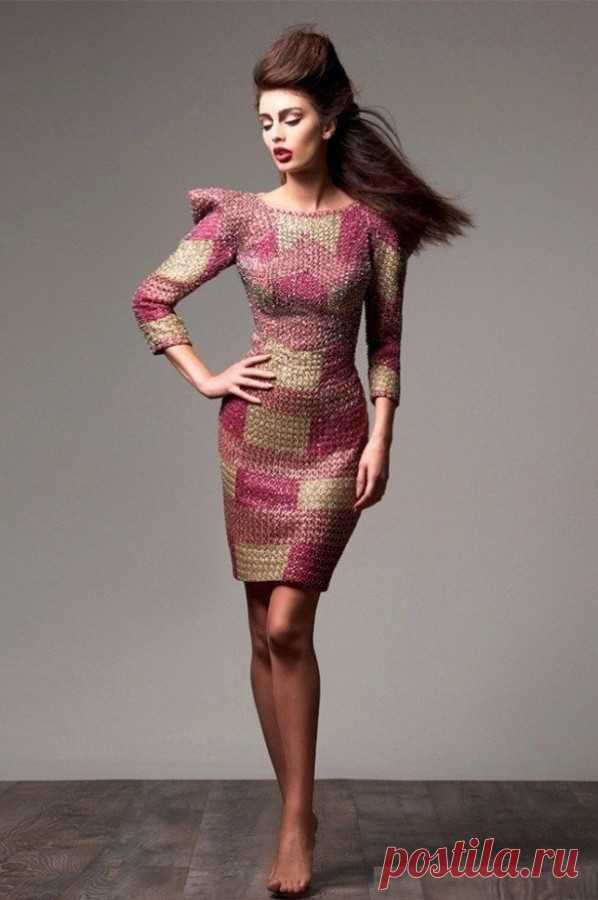 Saiid Kobeisy Haute Couture — Модно / Nemodno