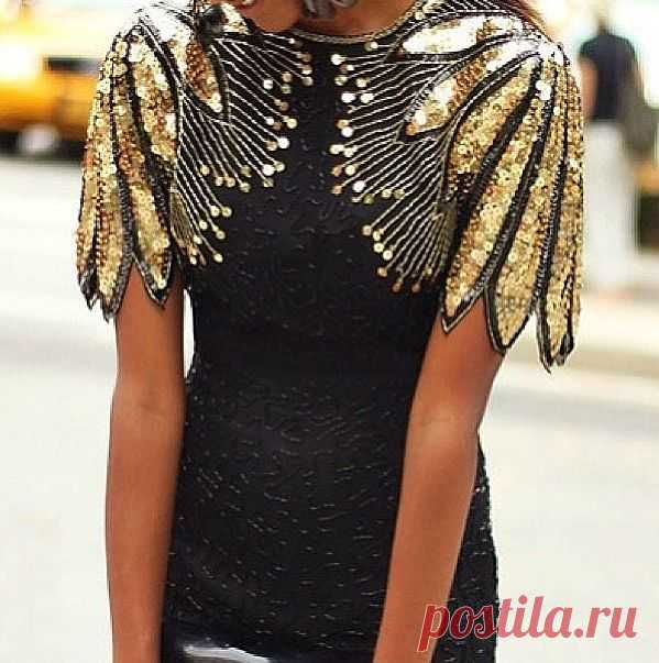 Крылья, которые так нравились мне... / Вещь / Модный сайт о стильной переделке одежды и интерьера