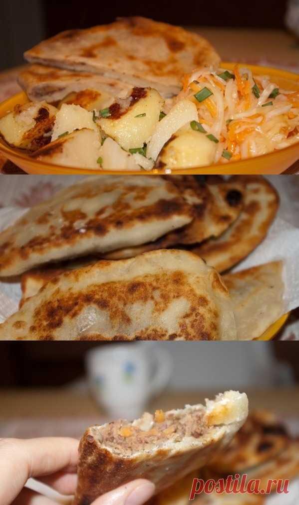 Лобиани и квашеная капуста на меду (Рецепты по клиу на картинку).