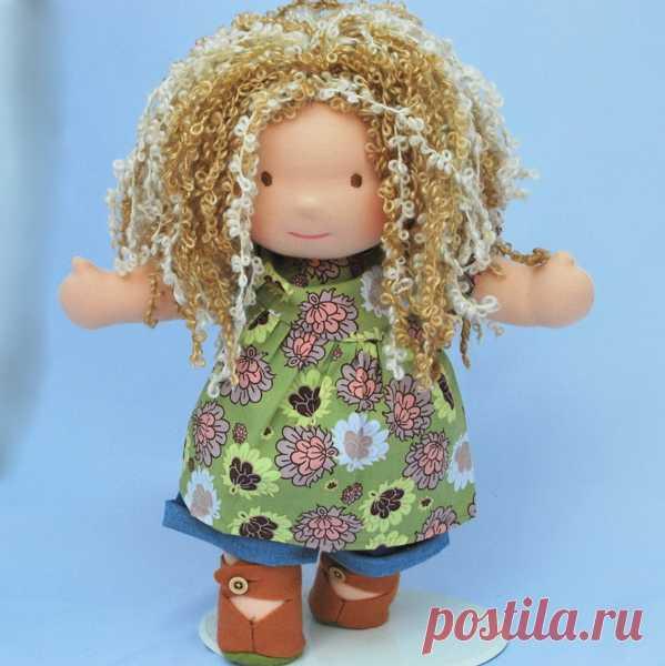 МЯГКИЕ ИГРУШКИ СВОИМИ РУКАМИ | Выкройки мягких игрушек | Куклы своими руками - фото инструкция
