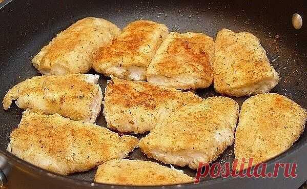 7 способов приготовить жареную рыбу так, чтобы все ахнули. — Кулинарoff