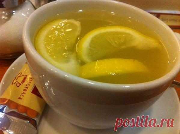 Что произойдёт, если по утрам пить теплую воду с лимоном 2 месяца подряд? / Будьте здоровы