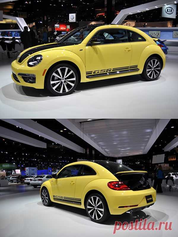 2014 Volkswagen Beetle GSR Priced From $29,995 СпортоЖук