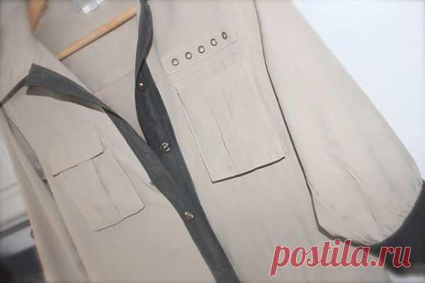 Декор блузки / Блузки / Модный сайт о стильной переделке одежды и интерьера