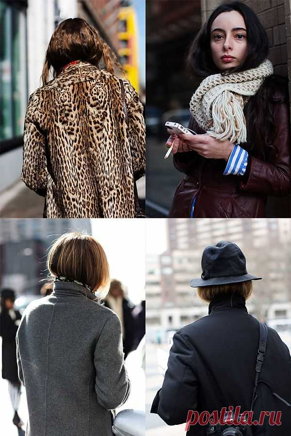 Волосы под одежду / Тенденции / Модный сайт о стильной переделке одежды и интерьера