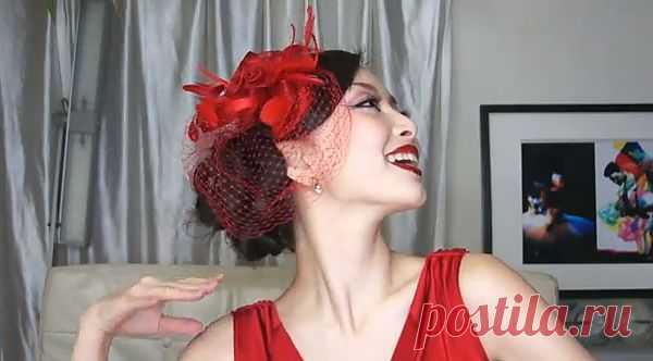 3 образа на День св. Валентина ч.2 / Прически / Модный сайт о стильной переделке одежды и интерьера