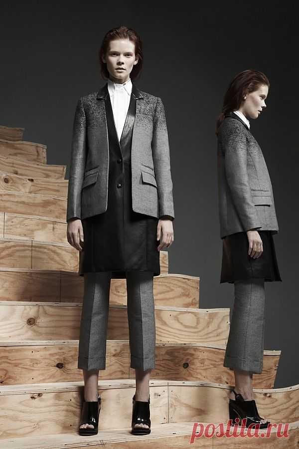 Интересный образ Alexander Wang 2013 / Детали / Модный сайт о стильной переделке одежды и интерьера