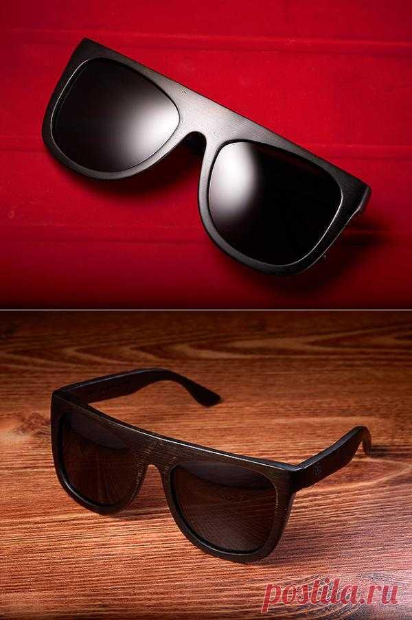 Бамбуковые очки - 3200 руб