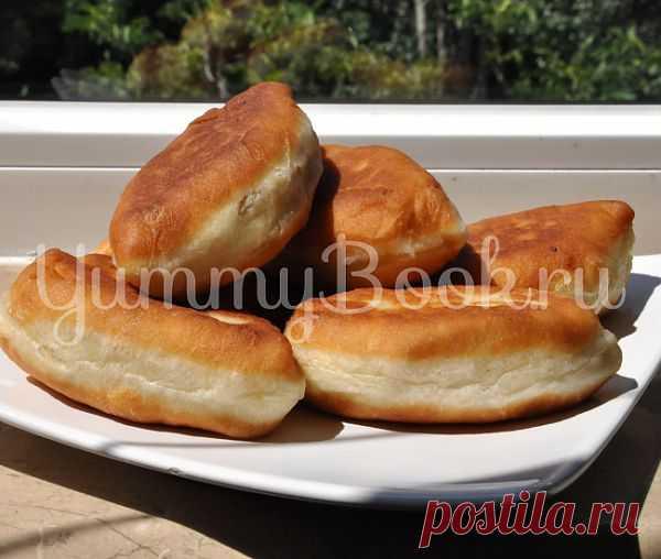 (+1) - Жареные пирожки | Любимые рецепты