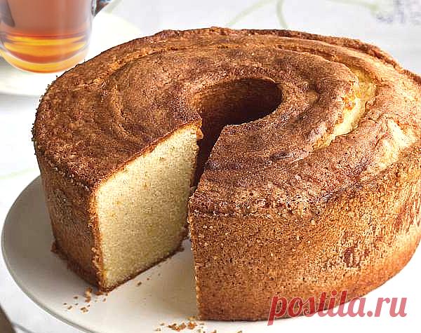 Старомодный кекс для тех, кто не держит дома кулинарных книг   ChocoYamma   Яндекс Дзен