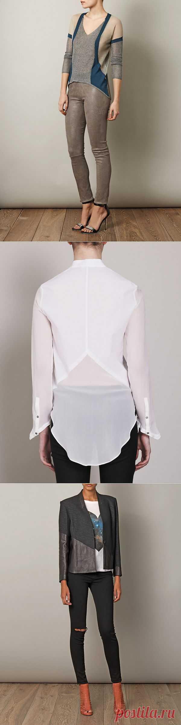Helmut Lang в деталях (супер трафик!) / Дизайнеры / Модный сайт о стильной переделке одежды и интерьера