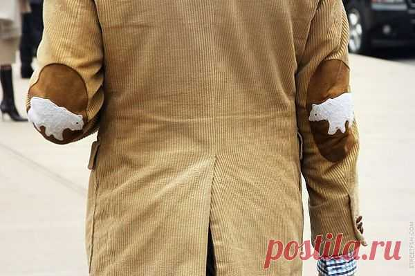 Медведи на заплатках / Детали / Модный сайт о стильной переделке одежды и интерьера