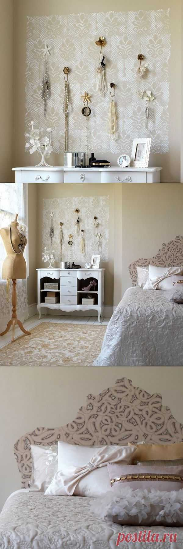 ПМЖ для украшений / Организованное хранение / Модный сайт о стильной переделке одежды и интерьера