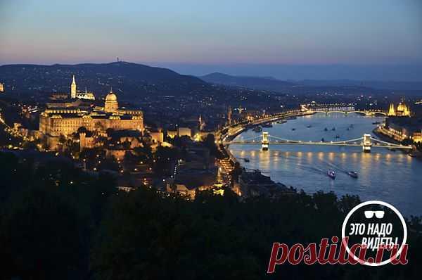 Это надо видеть: секретные места Будапешта, которые вы не найдете в типичном путеводителе | Очкарик