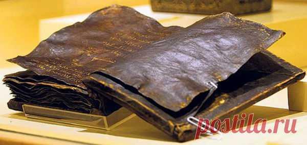 Библия, которой 1500 лет, утверждает, что Иисус не был распят Библия, написанная более чем 1500 лет назад, была обнаружена в Турции. Книга вызывает беспокойство в Ватикане, потому, что содержит Евангелие от Варнавы, который был одним из учеников Христа, и путешествовал …