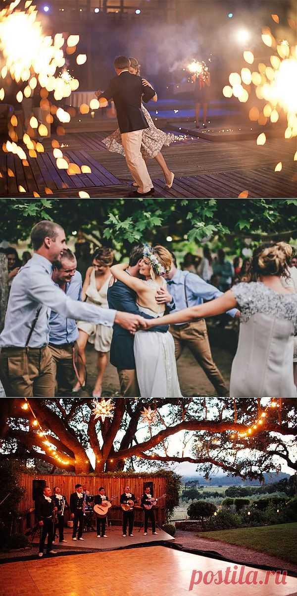 Свадебные традиции: первый танец молодоженов - WeddyWood