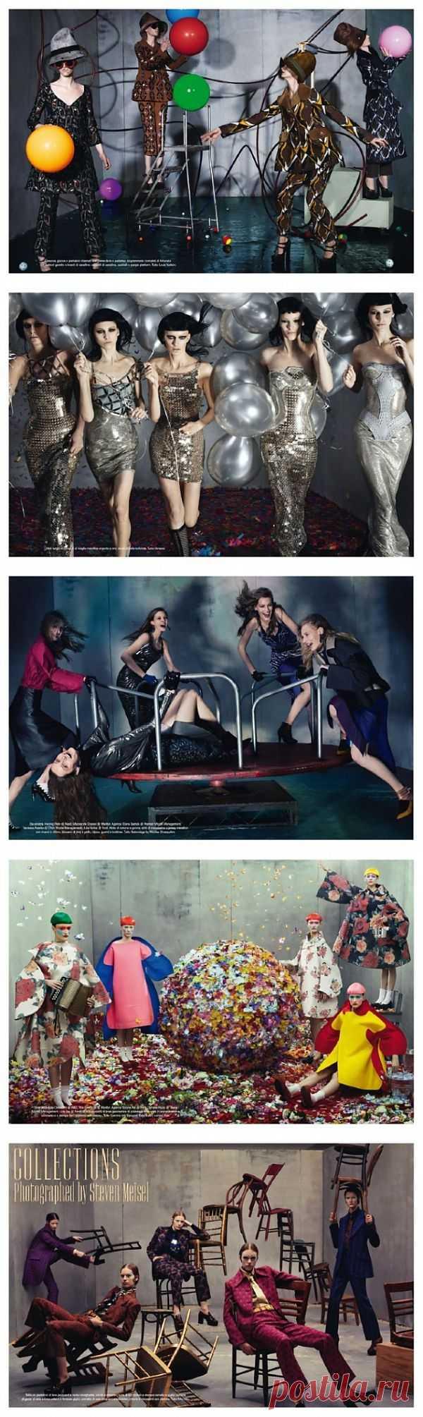 12 историй / Обзор журналов / Модный сайт о стильной переделке одежды и интерьера