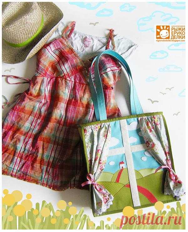 Сумки, сумочки, клатчи, рюкзачки ручной работы.