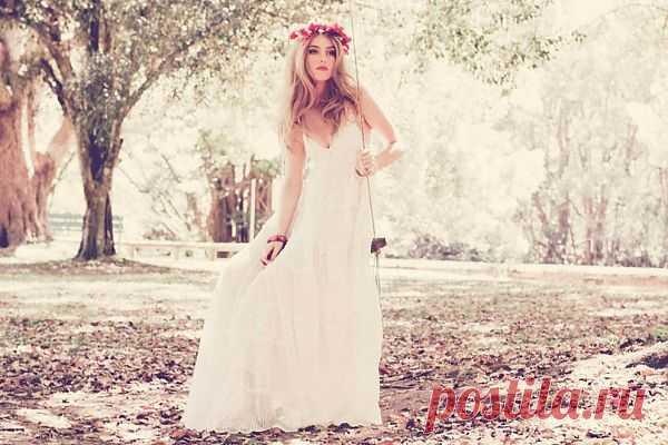 Тренд сезона: лёгкие и летящие платья - WeddyWood